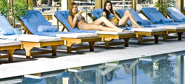 Hotele z basenem krytym Tunezja