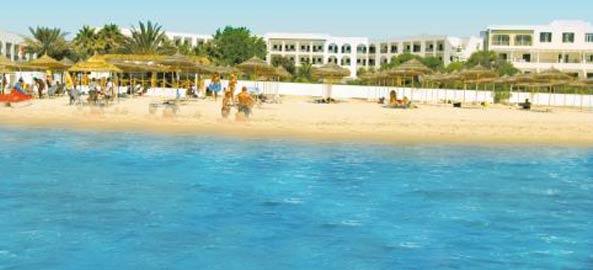 Hotele blisko plaży Tunezja