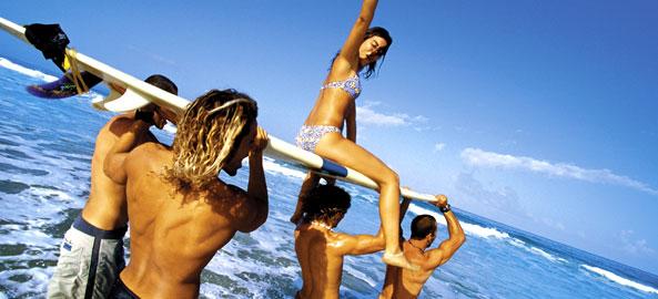 Windsurfing i kite Tunezja