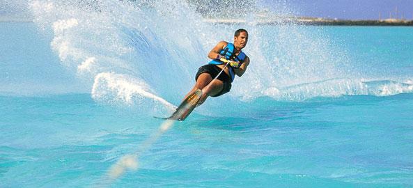Sporty wodne Tunezja