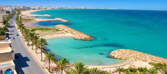 Lato 2019 w Tunezji już